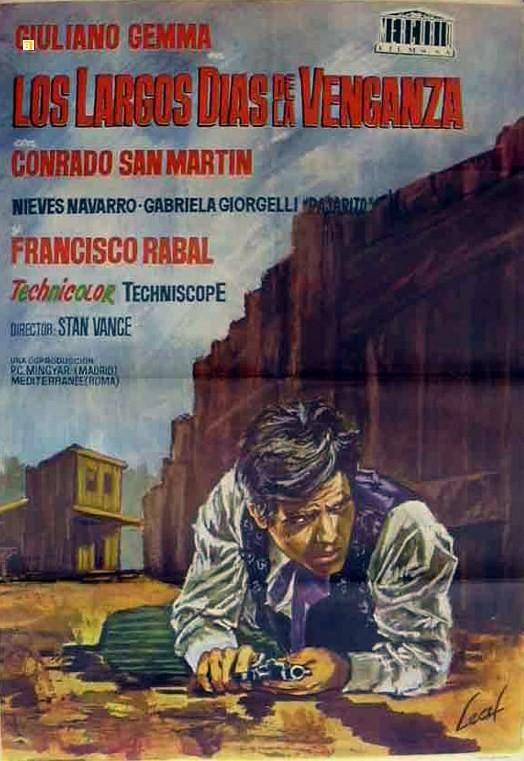 Les longs jours de la vengeance - I lunghi Giorni della Vendetta - 1966 - Florestano Vancini 3416710