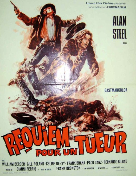 requiem pour un tueur - Mi chiamavano 'Requiescat'... ma avevano sbagliato - 1972 - Mario Bianchi  3911110
