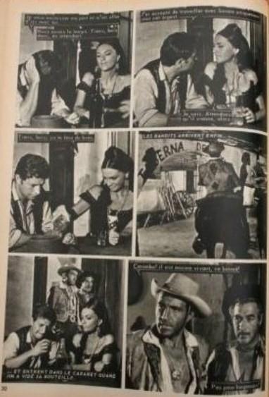 2.000 dolares por Coyote / Django cacciatore di taglie . 1966 . Leon Klimovsky  . 410