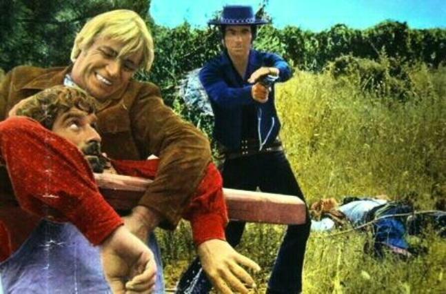 Quatre pour Sartana - E Vennero in Quatro per uccidere Sartana - Demofilio Fidani - 1969 49531910