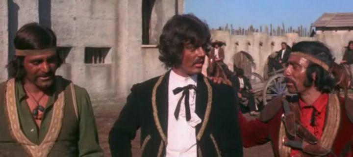 Un bounty Killer à Trinita (idem) d'Oscar Santaniello avec Jeff Cameron, 1972. 6661011