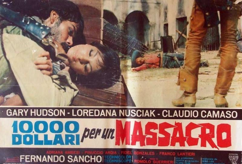 Le Temps des Vautours - 10 000 Dollari per un Massacro - Romolo Guerrieri - 1967 8655810