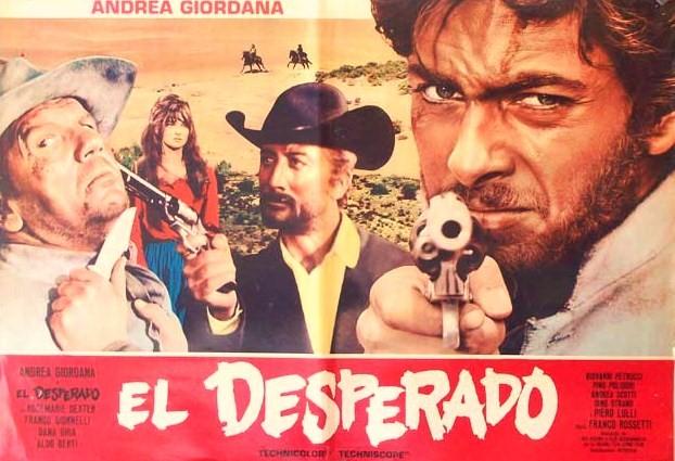 La boue, le massacre et la mort ( El Desperado ) –1967- Franco ROSSETTI 8667710