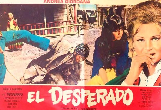 La boue, le massacre et la mort ( El Desperado ) –1967- Franco ROSSETTI 8668110