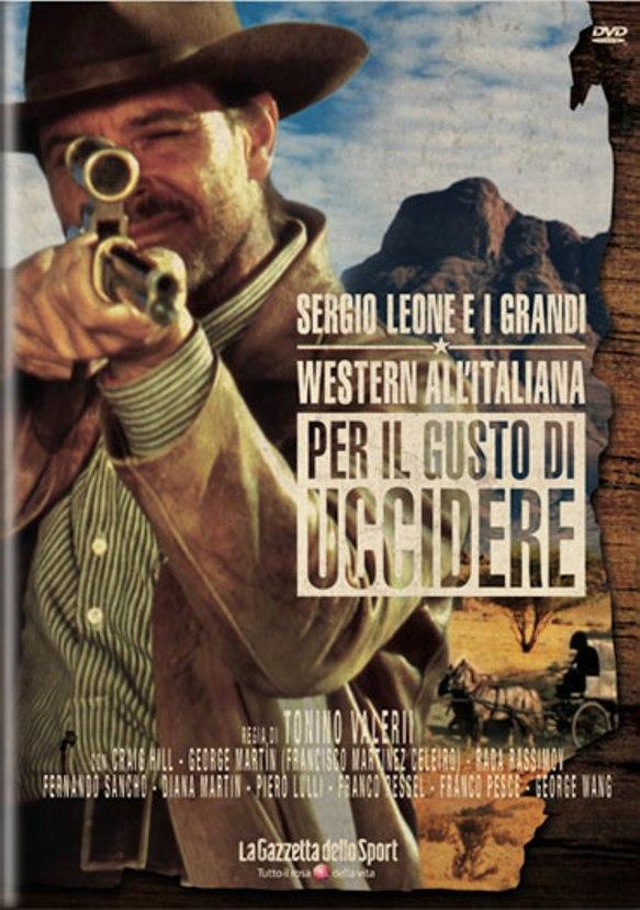 Lanky, l'homme à la carabine – Per il gusto di Uccidere - Tonino Valerii - 1966 97711211