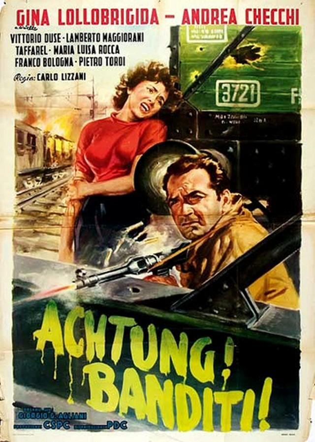 Achtung! Banditi! ( inédit ) - 1951 - Carlo Lizzani Achtun11
