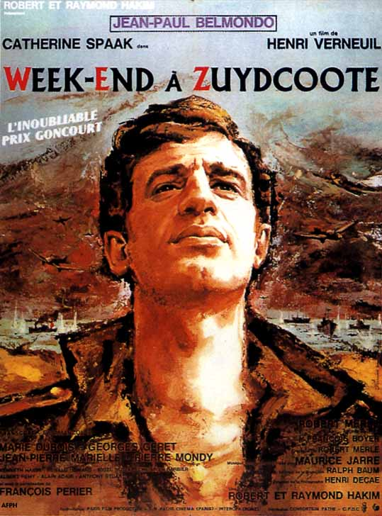 Week-end à Zuydcoote. 1964. Henri Verneuil. Aff20w10
