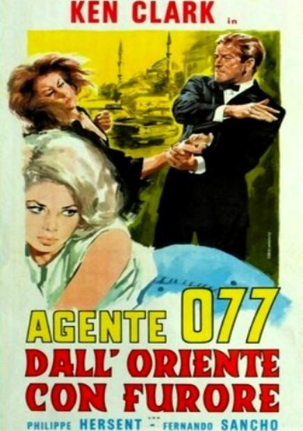 Fureur sur le Bosphore - Agente 077 dall'oriente con furore - 1966 - Sergio Grieco Agente10
