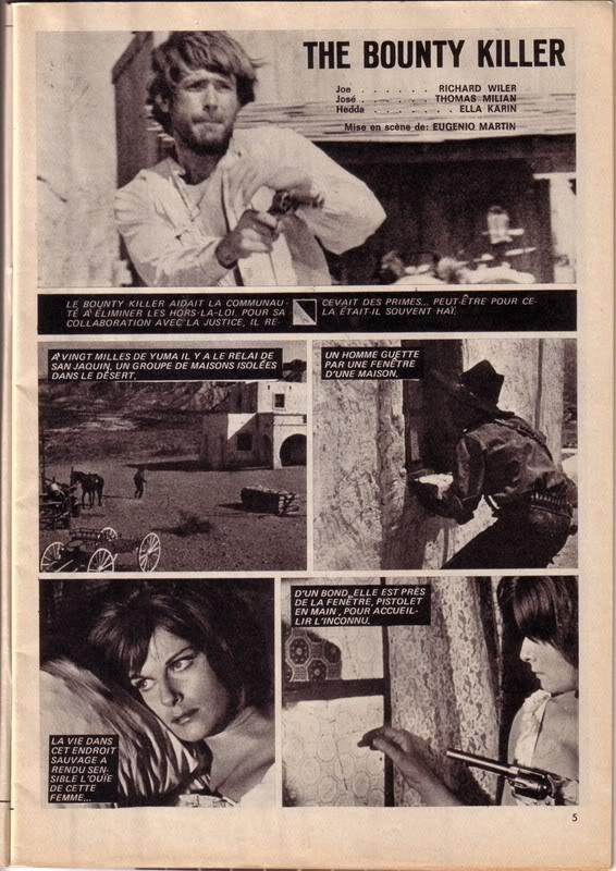Les tueurs de l'Ouest - El precio de un hombre -  1966 - Eugenio Martin Bounty10