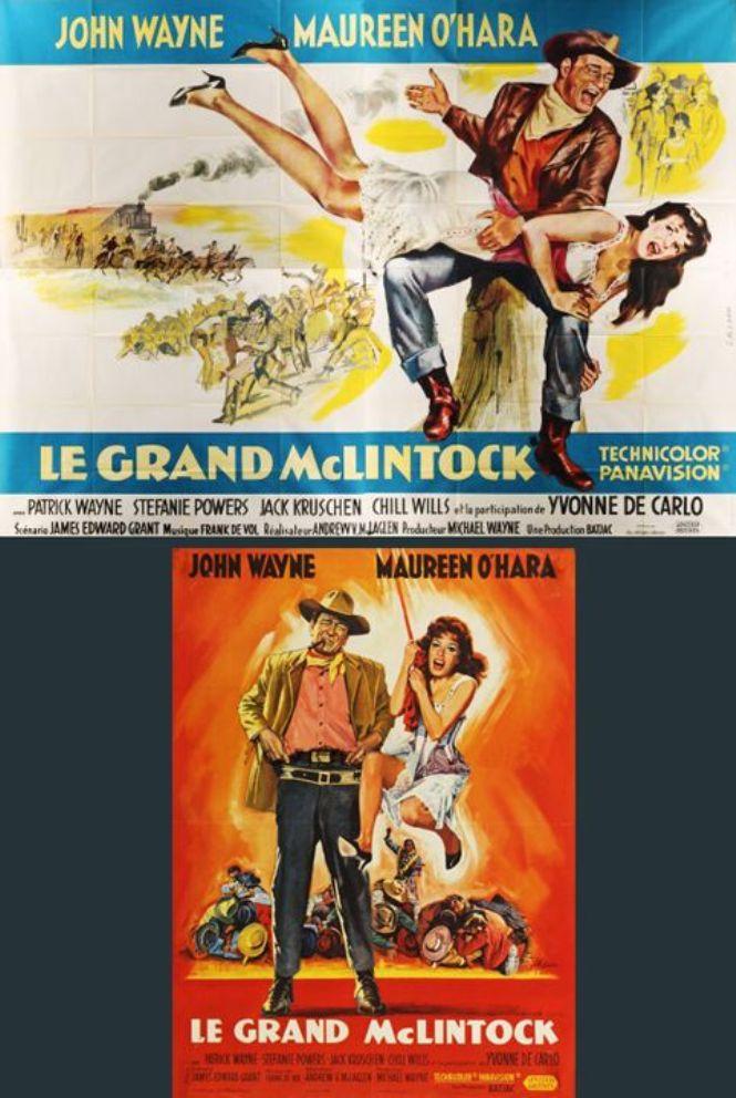 Le Grand McLintock (McLintock !) d'Andrew V. McLaglen (1963)  En115311