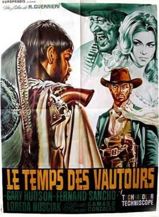 Le Temps des Vautours - 10 000 Dollari per un Massacro - Romolo Guerrieri - 1967 En130910