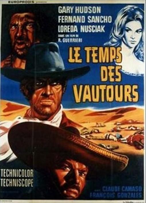 Le Temps des Vautours - 10 000 Dollari per un Massacro - Romolo Guerrieri - 1967 En130911