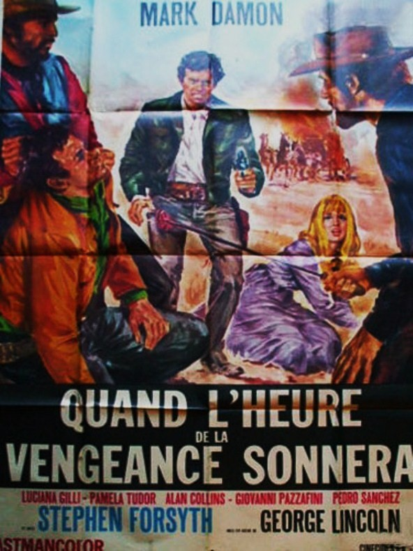 Quand l'heure de la vengeance sonnera - La morte non conta i dollari - Riccardo Freda - 1967 En136411