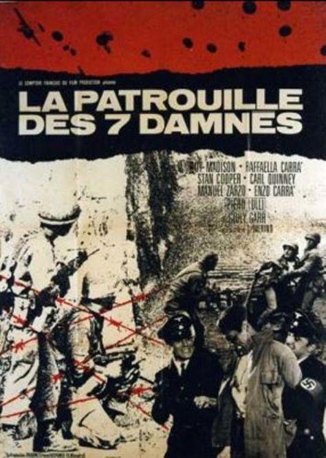 La Patrouille des 7 Damnés - Comando al Infierno , 1969 - José Luis Merino En138510