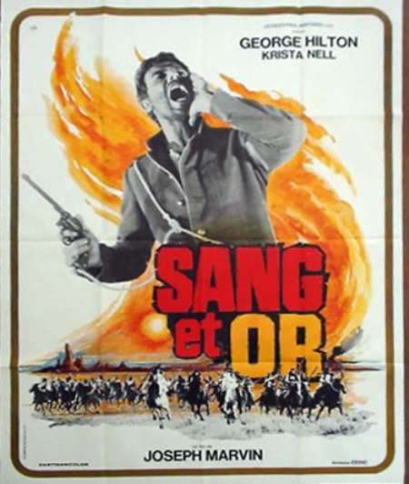 Sang et Or - Frontera al Sur [Kitosch, l'uomo che veniva dal Nord] (1966) - José Luis Merino [Joseph Marvin] En431310