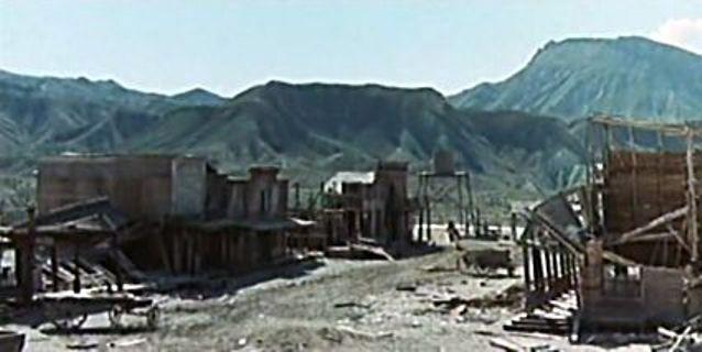 Villes abandonnées. Ghostt10