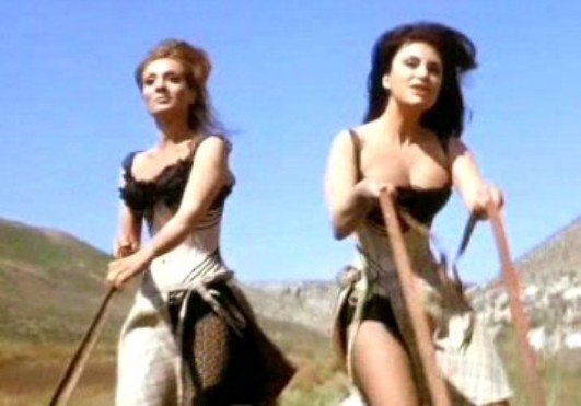 Le triomphe des 7 desperadas - Las siete magníficas - 1966 - Sidney W. Pink , Gian Franco Parolini ... Girl312