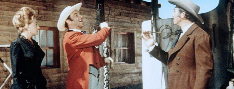 L'ombre de Zorro [ Cabalgando hacia la muerte ] . 1963 . Joachim Luis Romero Marchent . I_336110