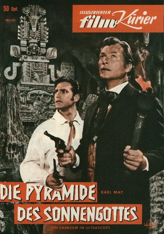 Les mercenaires du Rio Grande ( I Violenti di Rio Bravo ) –1965- Robert SIODMAK Ik05010
