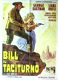 Django le taciturne (Bill il taciturno) - 1969 - Max Hunter (M. Pupillo)  Image510