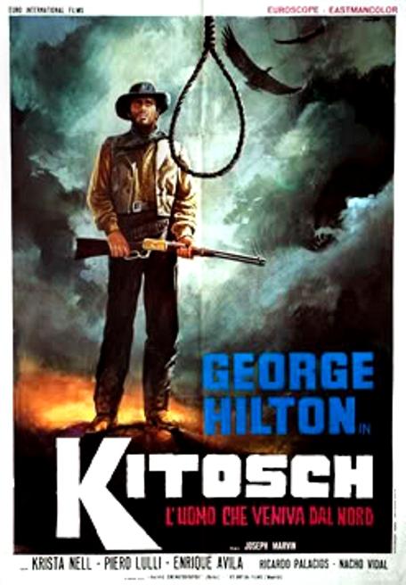 Sang et Or - Frontera al Sur [Kitosch, l'uomo che veniva dal Nord] (1966) - José Luis Merino [Joseph Marvin] Kitosc12