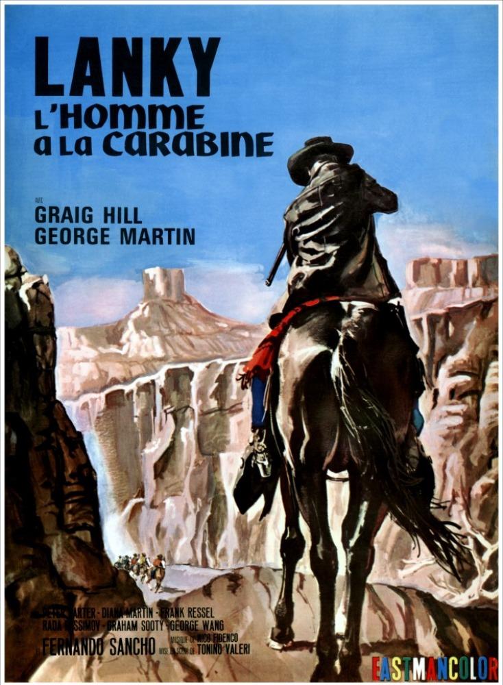 Lanky, l'homme à la carabine – Per il gusto di Uccidere - Tonino Valerii - 1966 Lanky-11