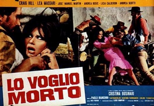 Clayton l'implacable - Lo voglio morto - Paolo Bianchini - 1968 Morto111