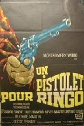 Un pistolet pour Ringo - Una Pistola per Ringo - 1965 - Duccio Tessari Pistol19