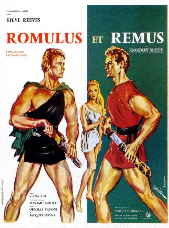 Romulus et Remus. 1961. Sergio Corbucci. Romulu12