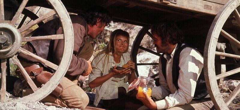 Les Charognards - The Hunting Party - 1971 - Don Medford Sansre10