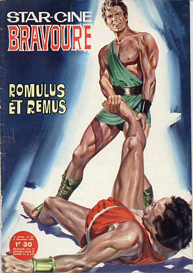 Romulus et Remus. 1961. Sergio Corbucci. Scb_c910