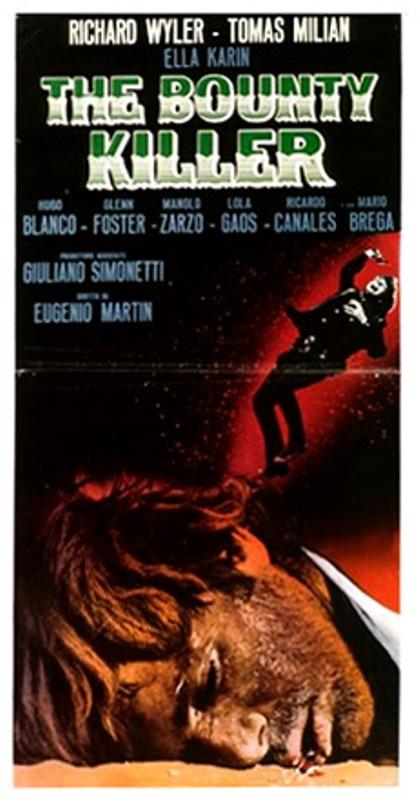 Les tueurs de l'Ouest - El precio de un hombre -  1966 - Eugenio Martin Thebou10