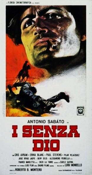 I senza Dio - Il était une fois à El Paso - I senza Dio - Roberto Bianchi Montero - 1972 Thunde15