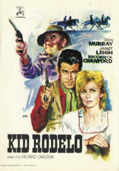 Kid Rodelo - 1966 - Richard Carlson Uzmtqi10