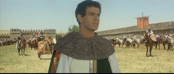 Les révoltés de Tolède . Sfida al re di Castiglia (Il re crudele) - PEDRO EL CRUEL - 1964. Ferdinando Baldi. Vlcs1430