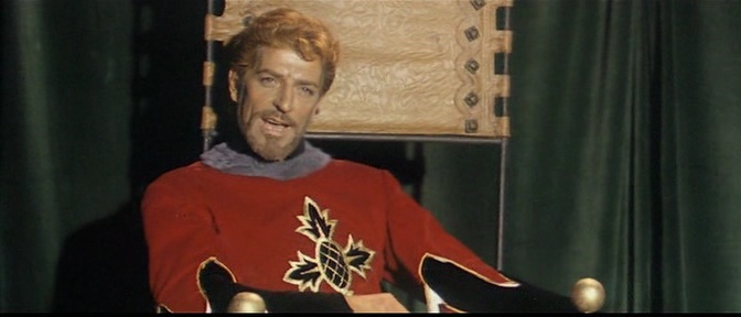 Les révoltés de Tolède . Sfida al re di Castiglia (Il re crudele) - PEDRO EL CRUEL - 1964. Ferdinando Baldi. Vlcs1431