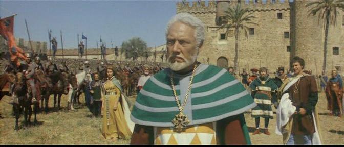 Les révoltés de Tolède . Sfida al re di Castiglia (Il re crudele) - PEDRO EL CRUEL - 1964. Ferdinando Baldi. Vlcs1434