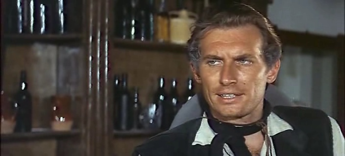 L'ombre de Zorro [ Cabalgando hacia la muerte ] . 1963 . Joachim Luis Romero Marchent . Vlcs1617
