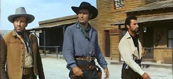 L'ombre de Zorro [ Cabalgando hacia la muerte ] . 1963 . Joachim Luis Romero Marchent . Vlcs1620