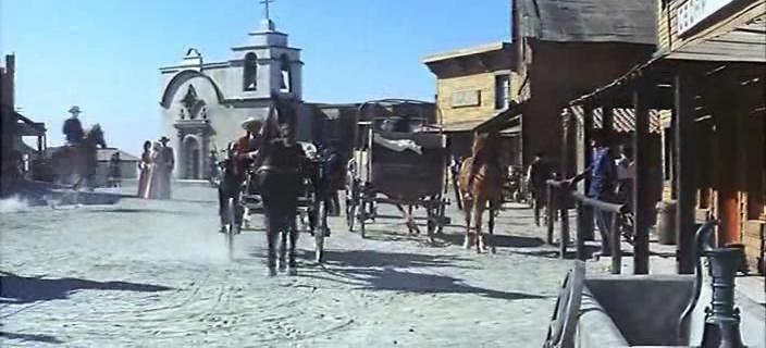 L'ombre de Zorro [ Cabalgando hacia la muerte ] . 1963 . Joachim Luis Romero Marchent . Vlcs1621