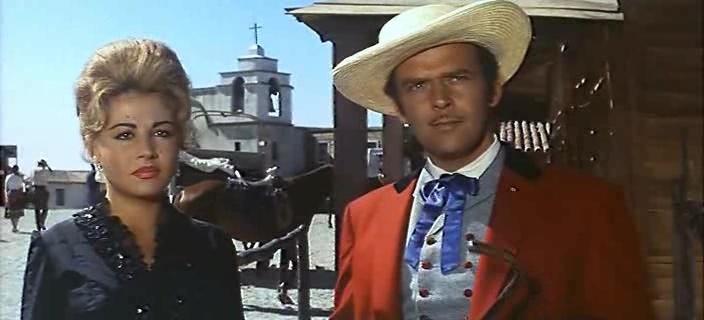 L'ombre de Zorro [ Cabalgando hacia la muerte ] . 1963 . Joachim Luis Romero Marchent . Vlcs1624