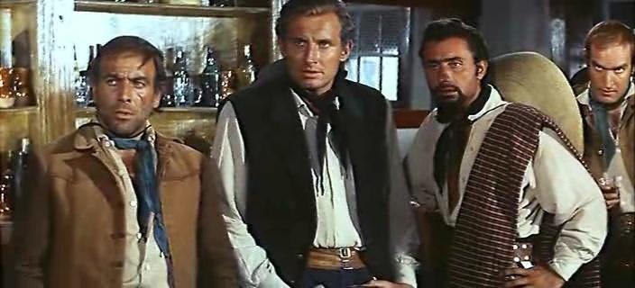 L'ombre de Zorro [ Cabalgando hacia la muerte ] . 1963 . Joachim Luis Romero Marchent . Vlcs1625