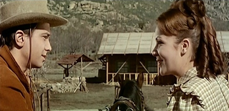 Dans les Mains du Pistolero - Ocaso de un Pistolero - Rafael Romero Marchent - 1965 Vlcs1747