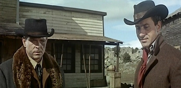 Dans les Mains du Pistolero - Ocaso de un Pistolero - Rafael Romero Marchent - 1965 Vlcs1749