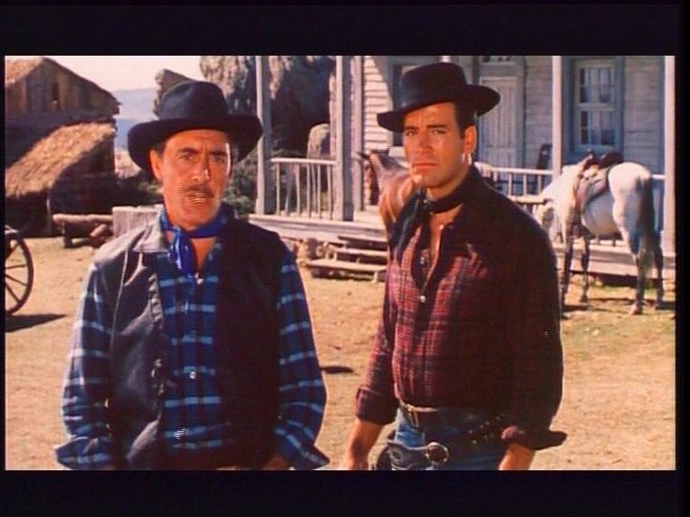 Billy le Kid ( Fuera de la ley ) .1963 . Leon Klimovsky. Vlcs2031