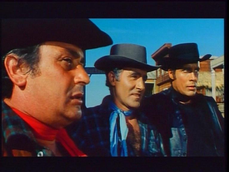 Billy le Kid ( Fuera de la ley ) .1963 . Leon Klimovsky. Vlcs2038