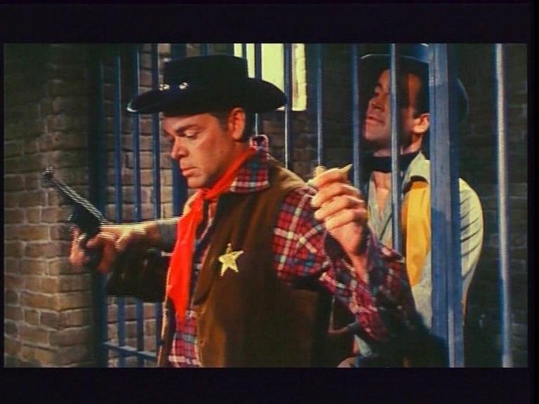 Billy le Kid ( Fuera de la ley ) .1963 . Leon Klimovsky. Vlcs2039