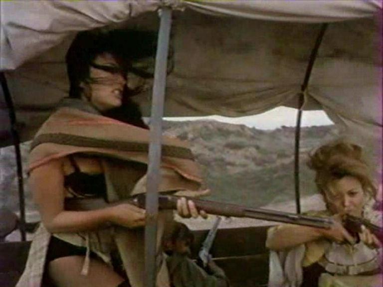 Le triomphe des 7 desperadas - Las siete magníficas - 1966 - Sidney W. Pink , Gian Franco Parolini ... Vlcs2128