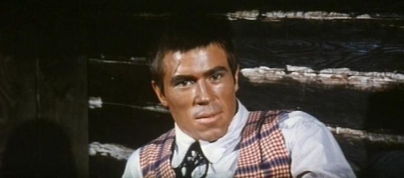 3 cavaliers pour Fort Yuma . Per Pochi Dollari Ancora . 1966 . Giorgio Ferroni. Vlcs2678