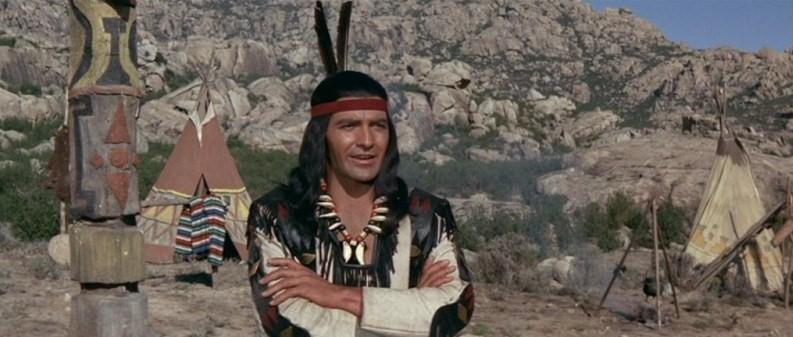 Les Aigles Noirs de Santa Fe. Die schwarzen Adler von Santa Fe. 1964. Ernst Hofbauer et Alberto Cardone. Vlcsn390